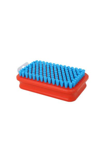 Bild von Swix - T160B Brush rectangular -  Fine blue Nylon