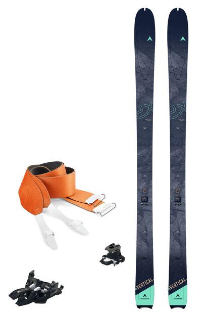Immagine di SET - Dynastar - E-Vertical Open + Marker Alpinist 10 + L2 Skin